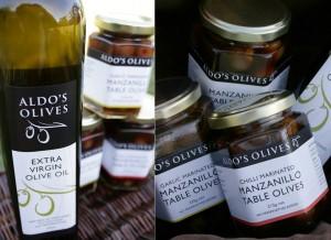 Aldo's Olives - Packaging design